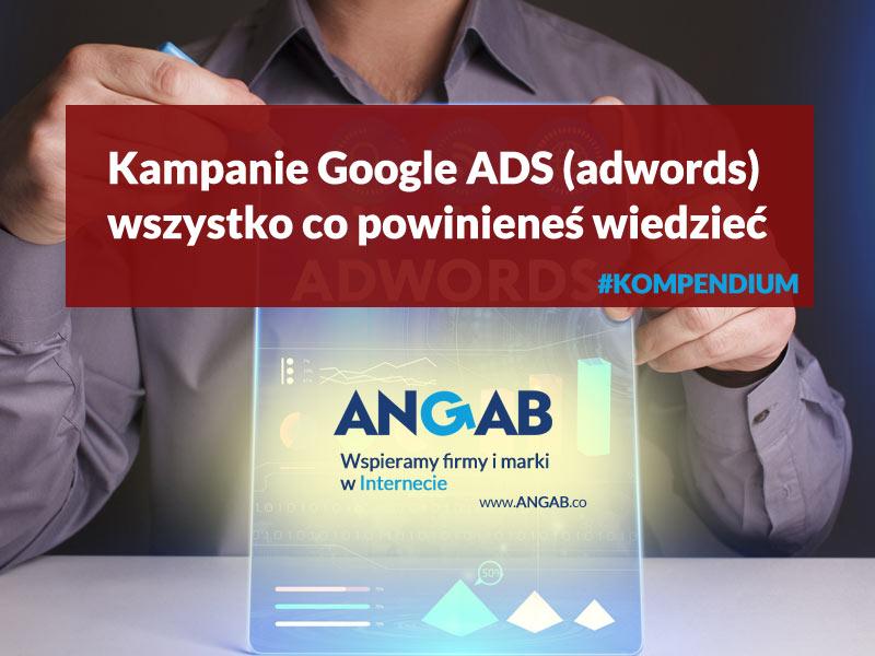 Kampanie Google ADS kompendium wiedzy, ANGAB